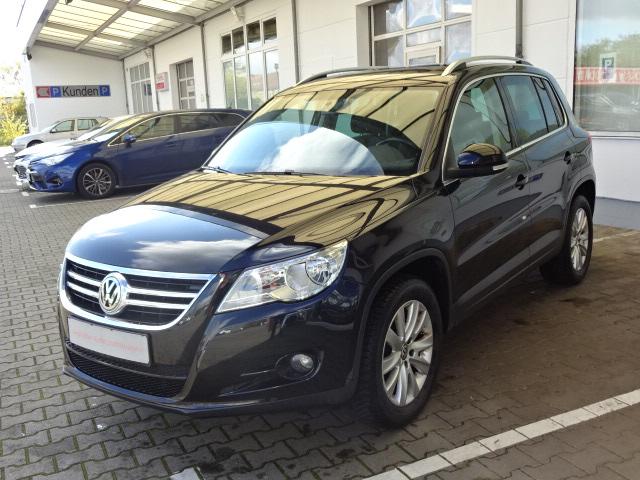 VW Tiguan | Bj.2009 | 127803km | 8.000 €
