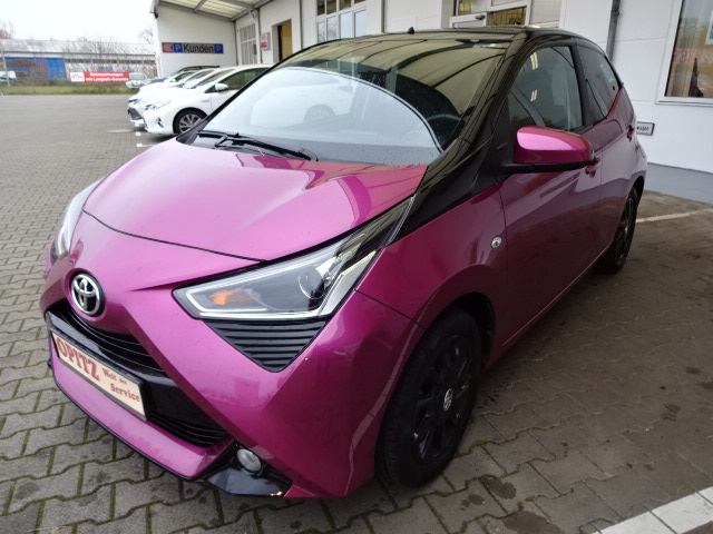 Toyota AYGO | Bj.2018 | 19437km | 9.395 €
