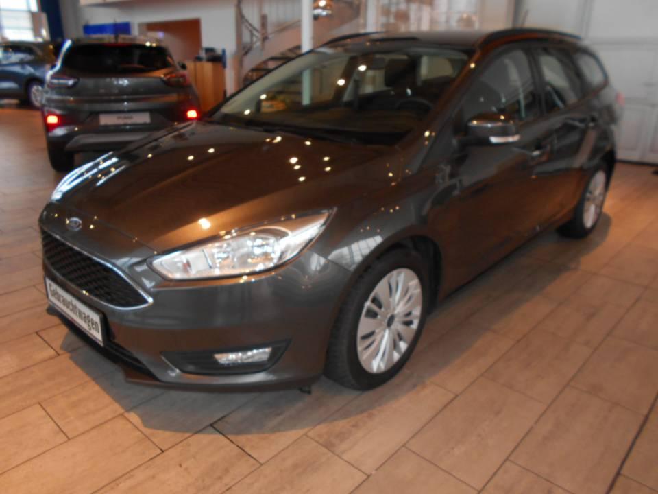 Ford Focus | Bj.2017 | 36981km | 12.595 €