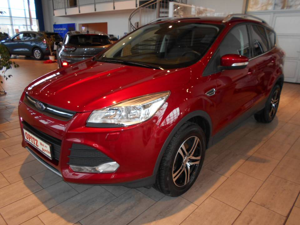 Ford Kuga | Bj.2016 | 26547km | 15.980 €
