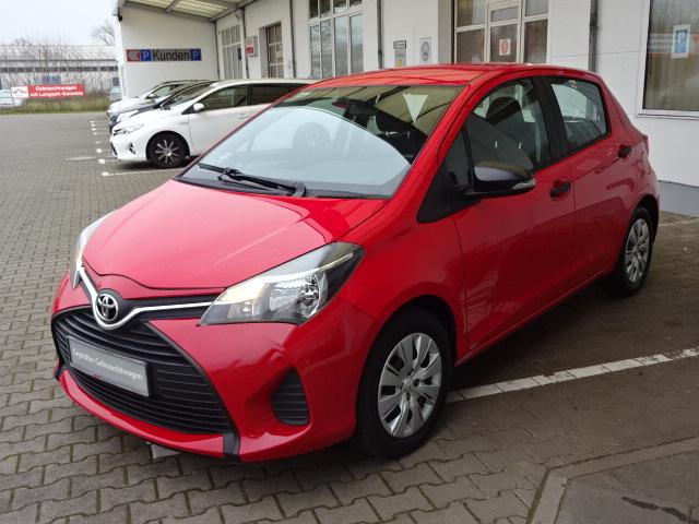 Toyota Yaris | Bj.2014 | 30509km | 7.195 €