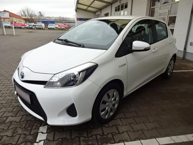 Toyota Yaris Hybrid | Bj.2013 | 82000km | 9.950 €