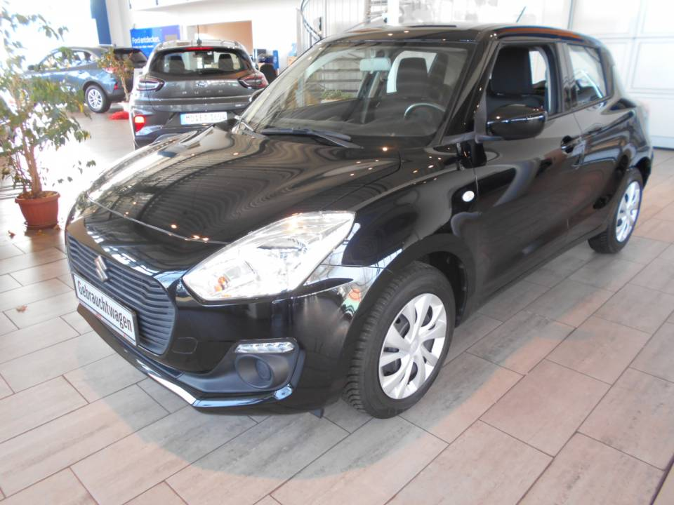 Suzuki Swift | Bj.2017 | 42283km | 9.840 €
