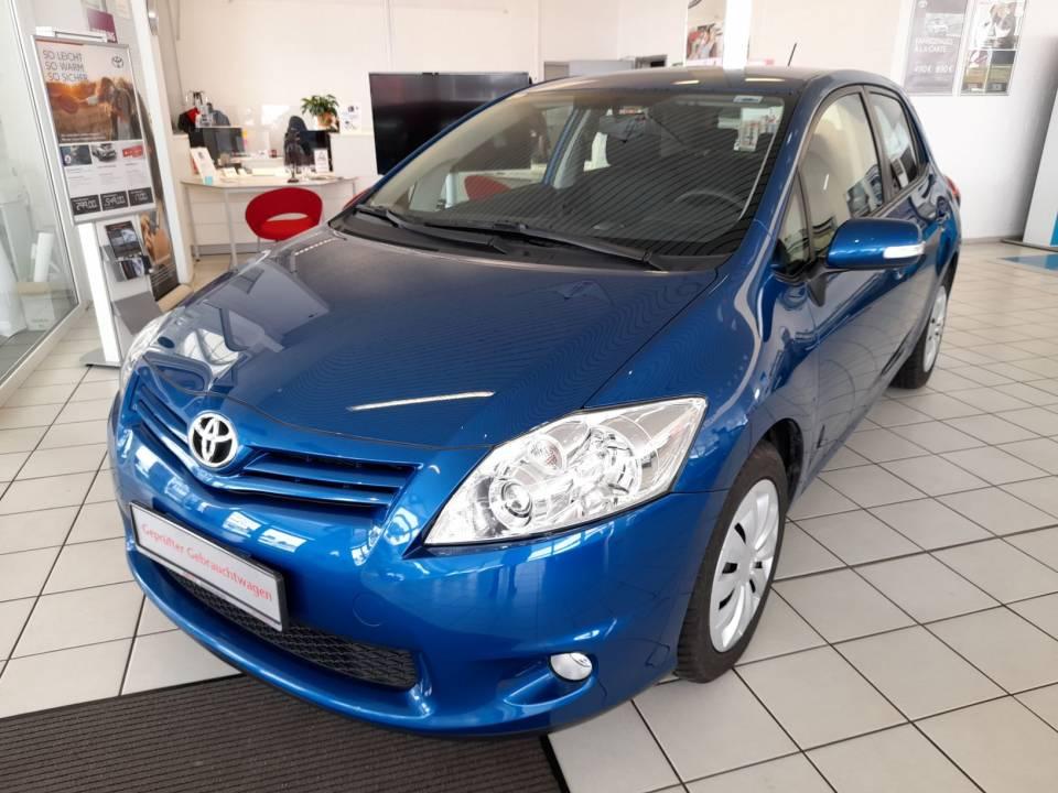 Toyota Auris | Bj.2011 | 33000km | 8.545 €
