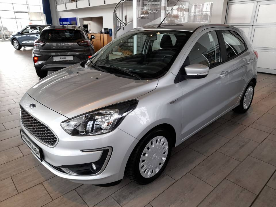Ford Ka+ | Bj.2019 | 4642km | 9.890 €