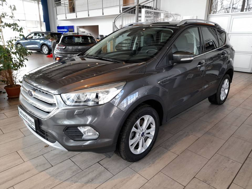 Ford Kuga | Bj.2017 | 18474km | 18.490 €