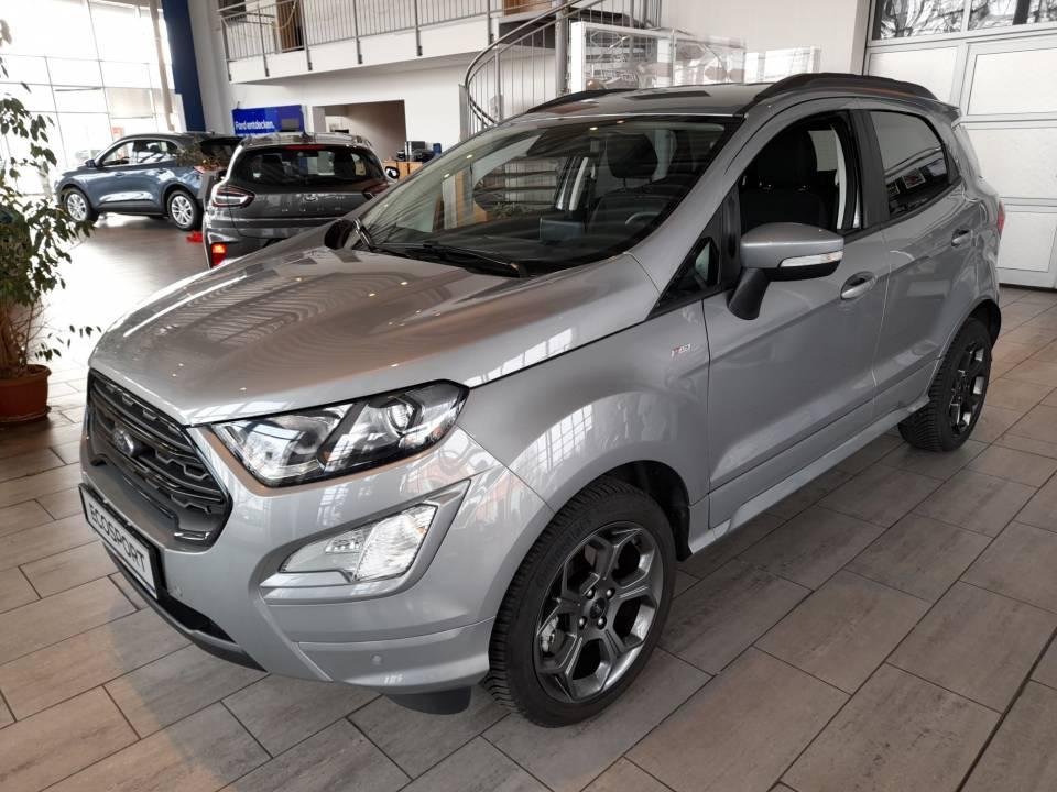 Ford EcoSport | Bj.2020 | 15625km | 20.980 €