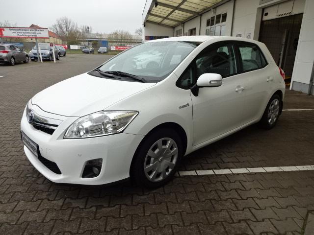 Toyota Auris Hybrid | Bj.2012 | 59331km | 10.945 €