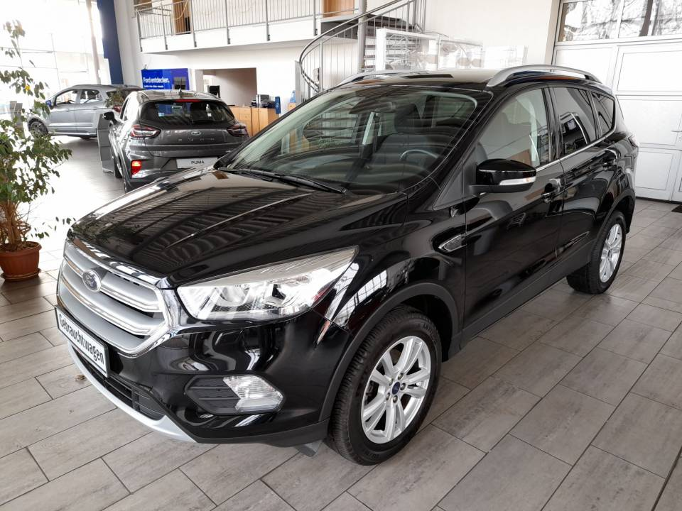Ford Kuga | Bj.2017 | 26641km | 17.890 €