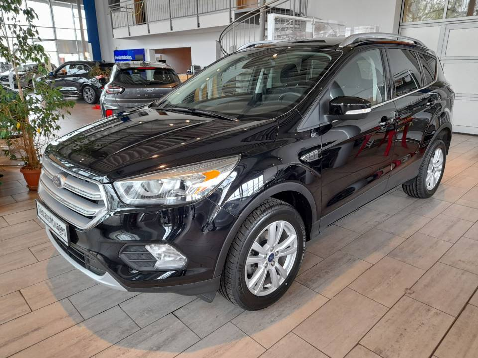 Ford Kuga | Bj.2017 | 60852km | 15.950 €
