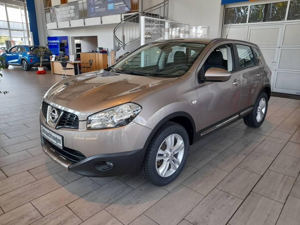 Nissan Qashqai | Bj.2011 | 93122km | 8.480 €