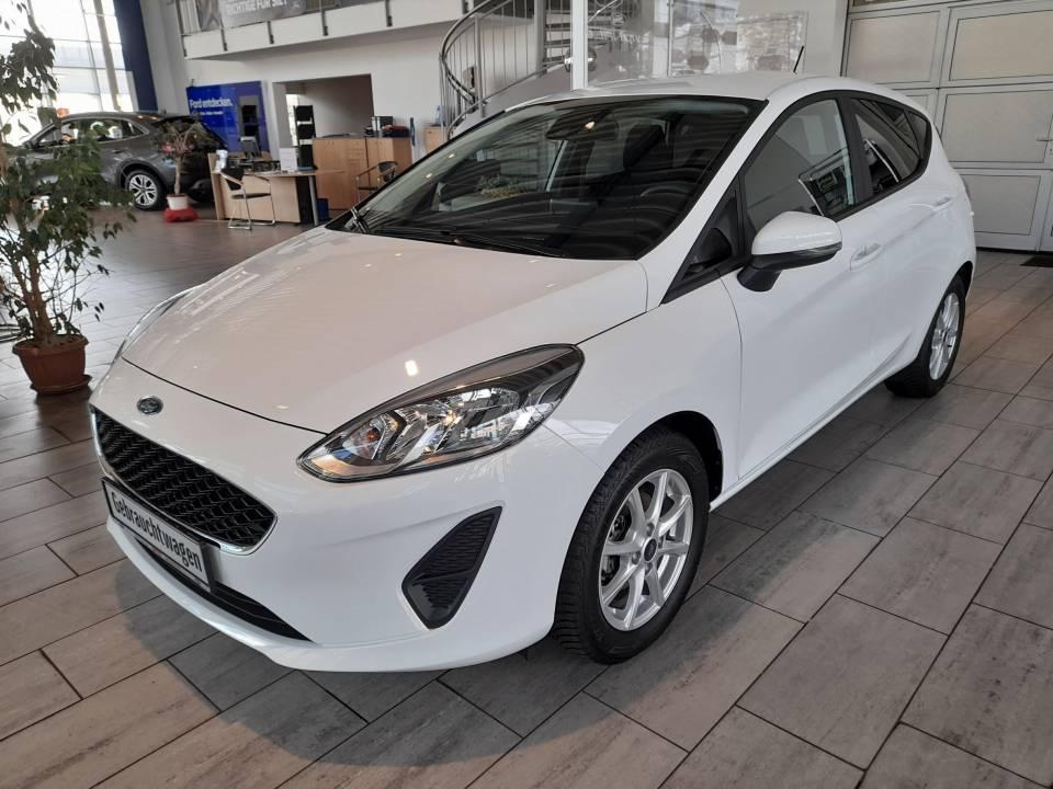 Ford Fiesta   Bj.2020   23470km   15.490 €