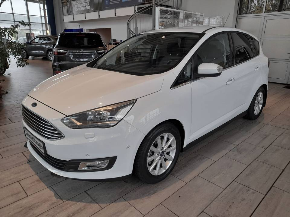 Ford C-Max | Bj.2015 | 48711km | 14.980 €