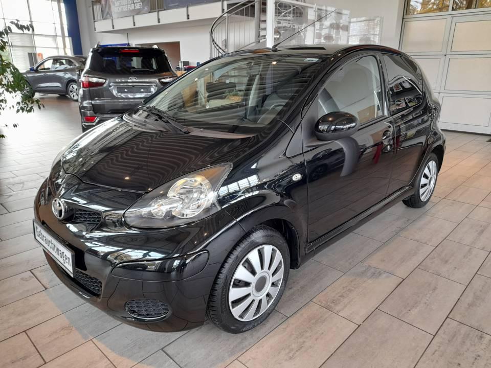 Toyota AYGO | Bj.2010 | 45360km | 4.980 €