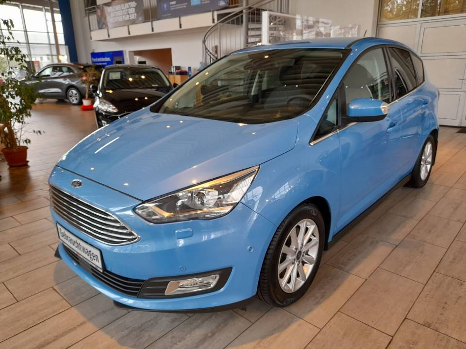 Ford C-Max | Bj.2017 | 29713km | 17.980 €