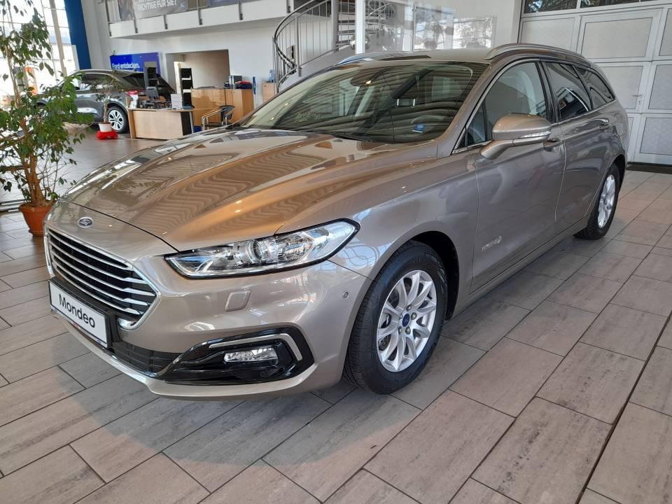 Ford Mondeo | Bj.2020 | 13424km | 26.780 €